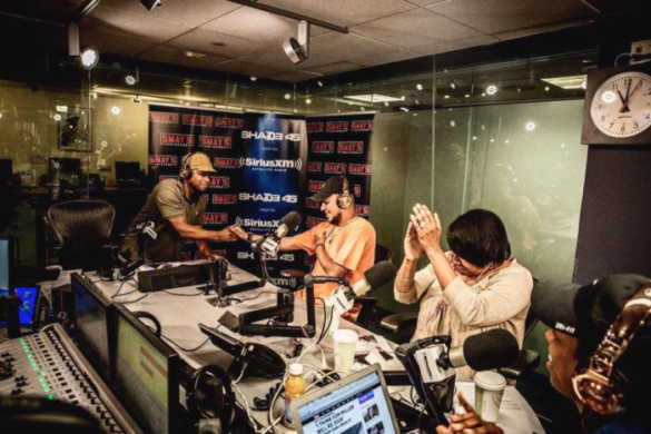 AKA On Sway In The Morning