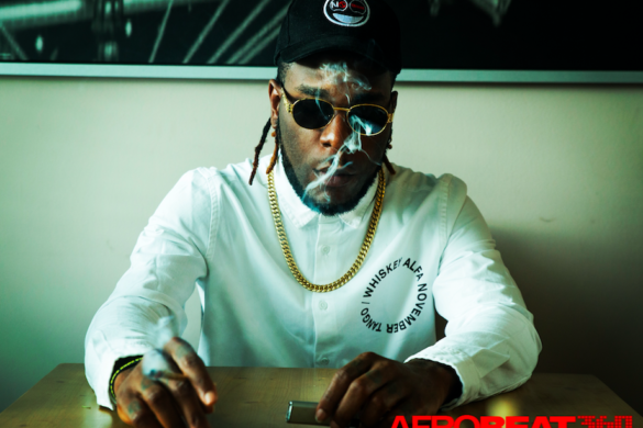 Burna Boy Interview