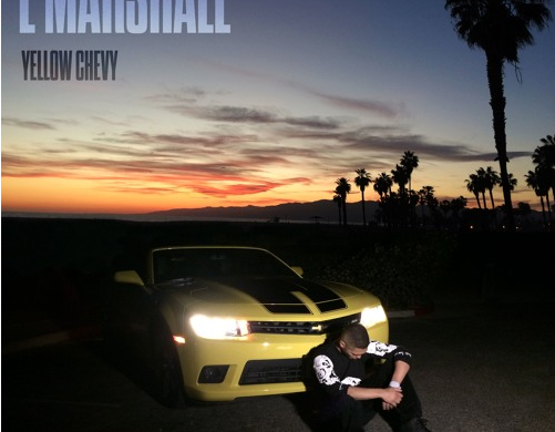 L-Marshall-Yellow-Chevy-Art