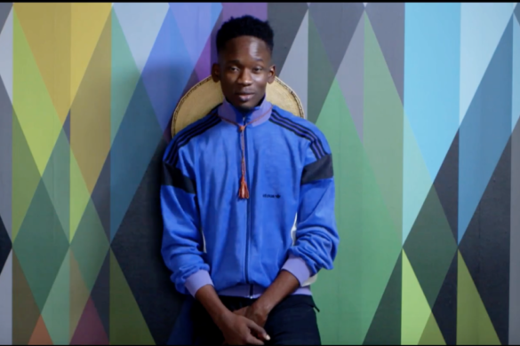 Mr Eazi – Hollup