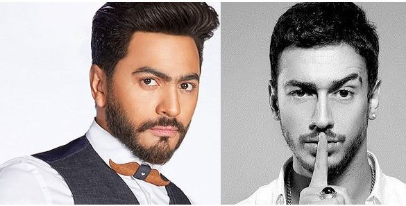Tamer Hosny and Saad Lamjarred Reaching Over 500 Millions Views On YouTube