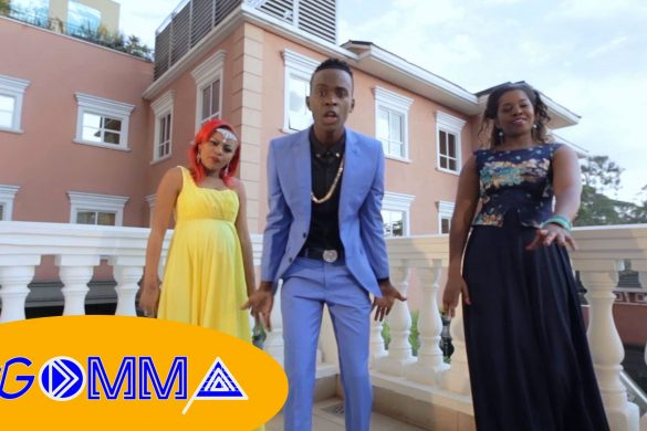 VIDIEO: Willy Paul ft. Size 8 – Tiga Wana