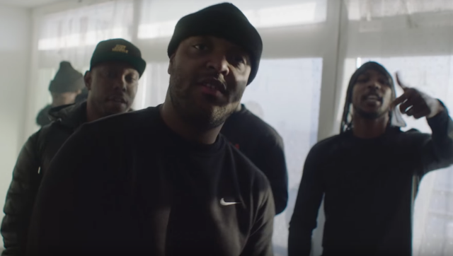 VIDEO: Donae'O ft. JME & Dizzee Rascal – Black