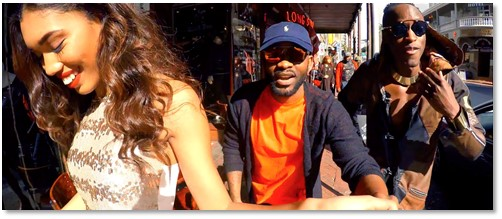 Video: Capso - Feelin Alright ft. Fally Ipupa