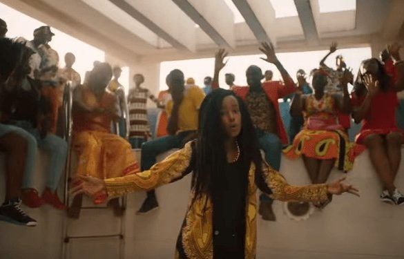 VIDEO: Wangechi Ft Kaki – Here's To Us