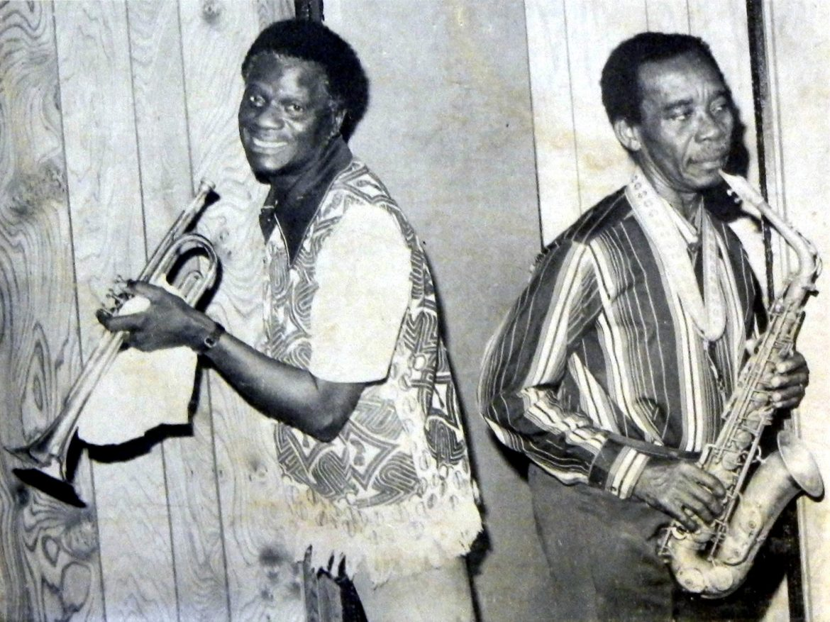 Victor Olaiya and ET Mensah