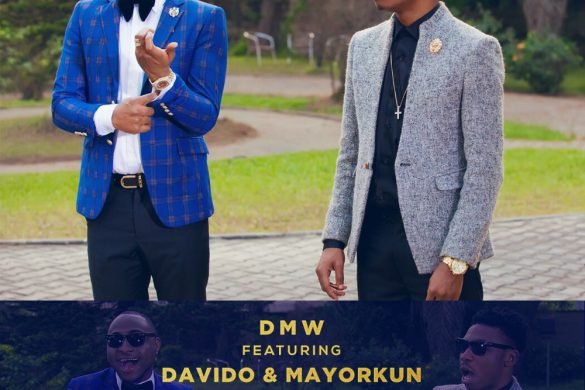 DMW FEATURING DAVIDO & MAYORKUN - PRAYER