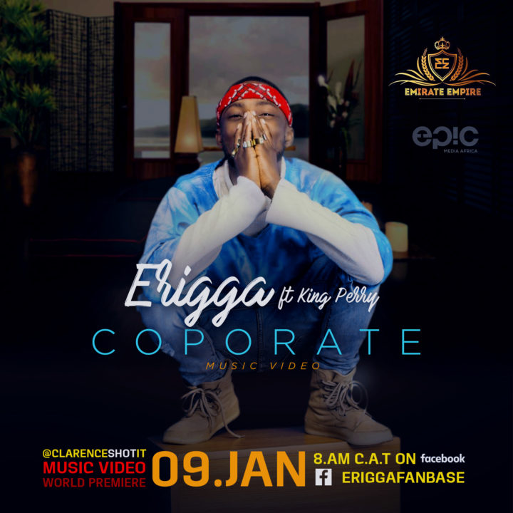 Erigga ft. King Perry – Coporate
