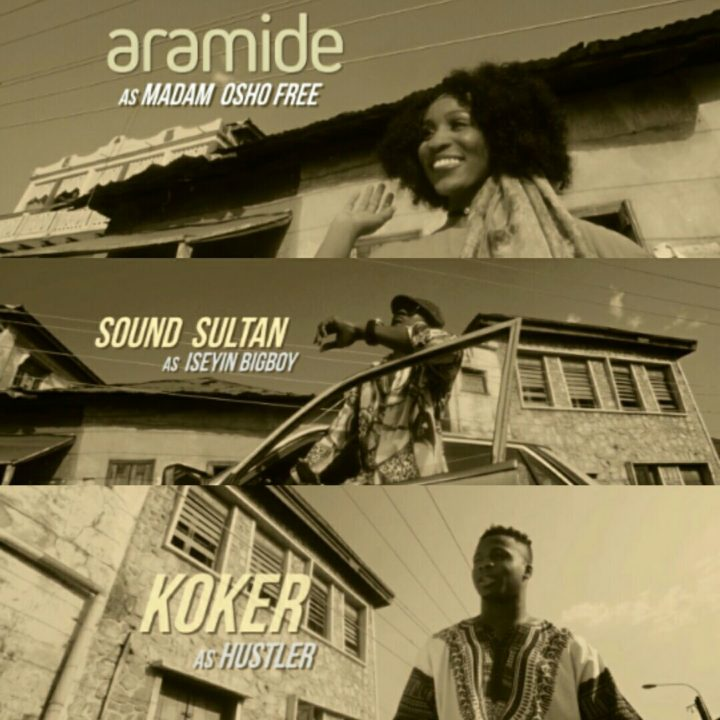 Aramide – Funmi Lowo (Remix) ft. Sound Sultan X Koker