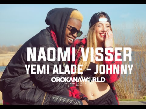 Yemi Alade - Johnny | Choreography by Naomi Visser | Orokana World