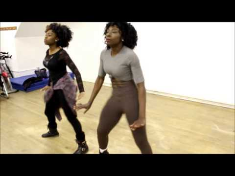 Fuse ODG - Ye Play (T.I.N.A - This Is New Africa) GOP Dancers