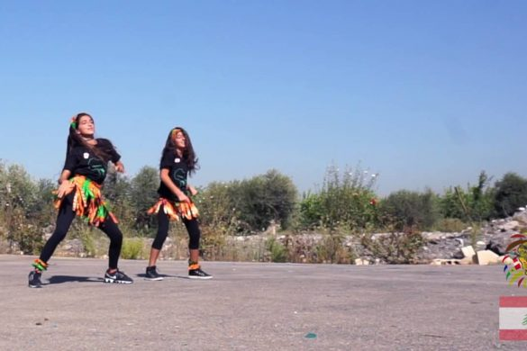 Remedy (Machel Montano) African Gym Tonic Choreography by Team Walabok Lebanon