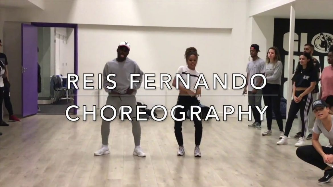 Runtown - Mad over you by Reis Fernando Choreography
