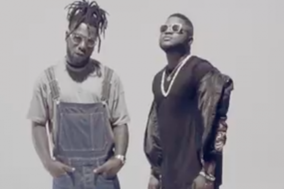 Skales ft. Burna Boy – Temper (Remix)