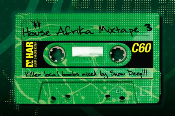 House Afrika Mix Tape Vol. 3