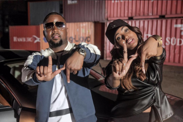 Nadia Nakai ft. Cassper Nyovest – The Man