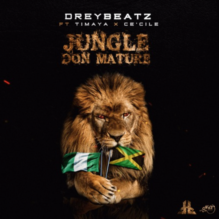Drey Beatz ft. Timaya & Ce'cile – Jungle Don Mature