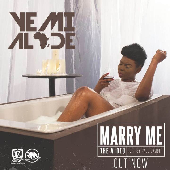 Yemi Alade – Marry Me