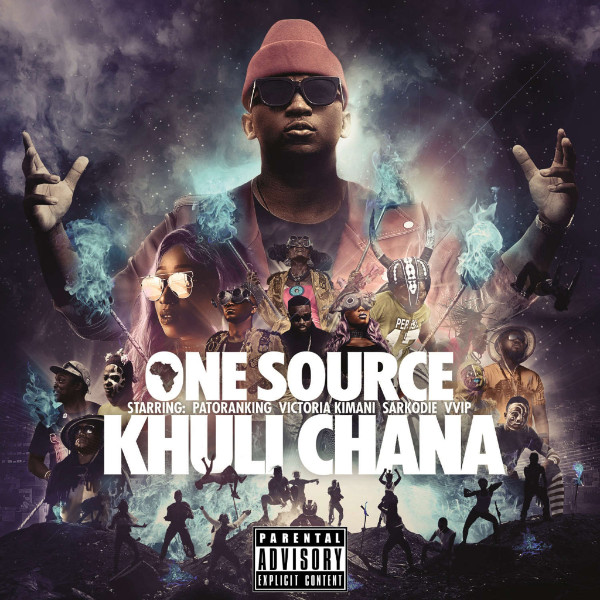 "Khuli Chana - ""One Source Deluxe"""