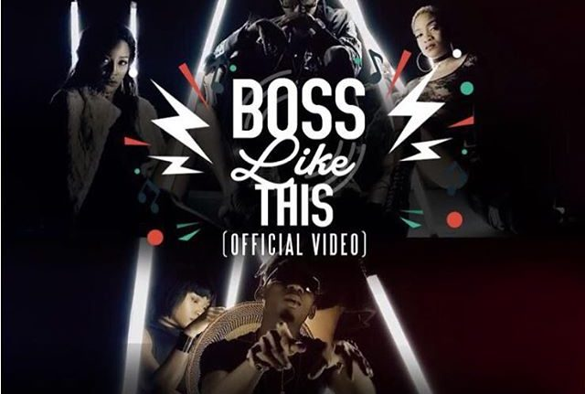 VIDEO: Del B – Boss Like This ft Mr Eazi