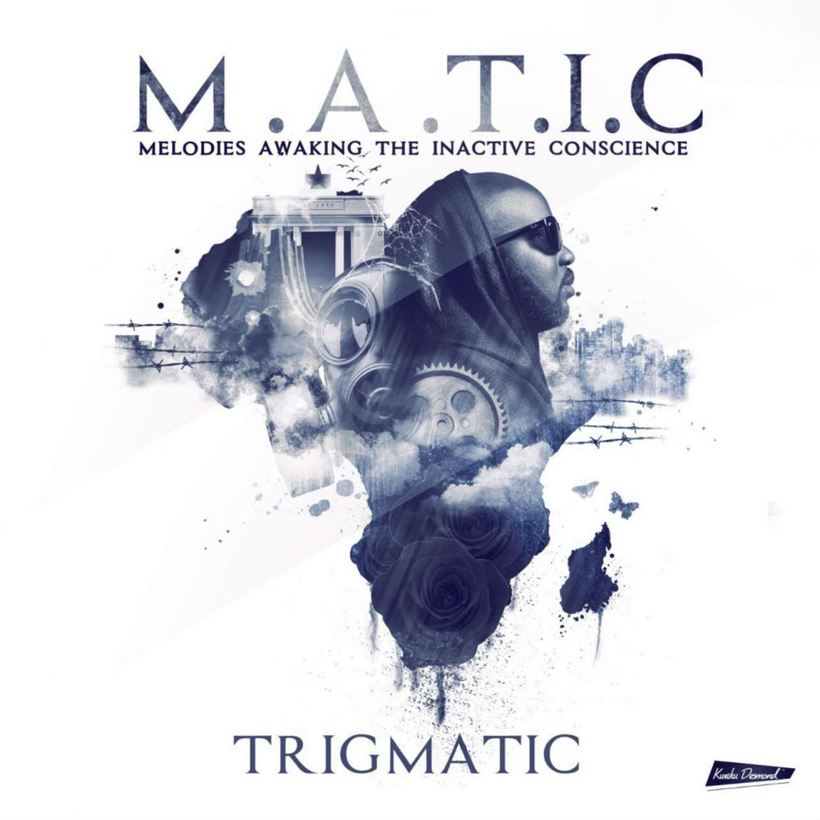 "Trigmatic - ""M.A.T.I.C"""