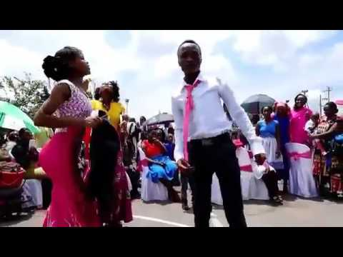 Kenyan Wedding Dance