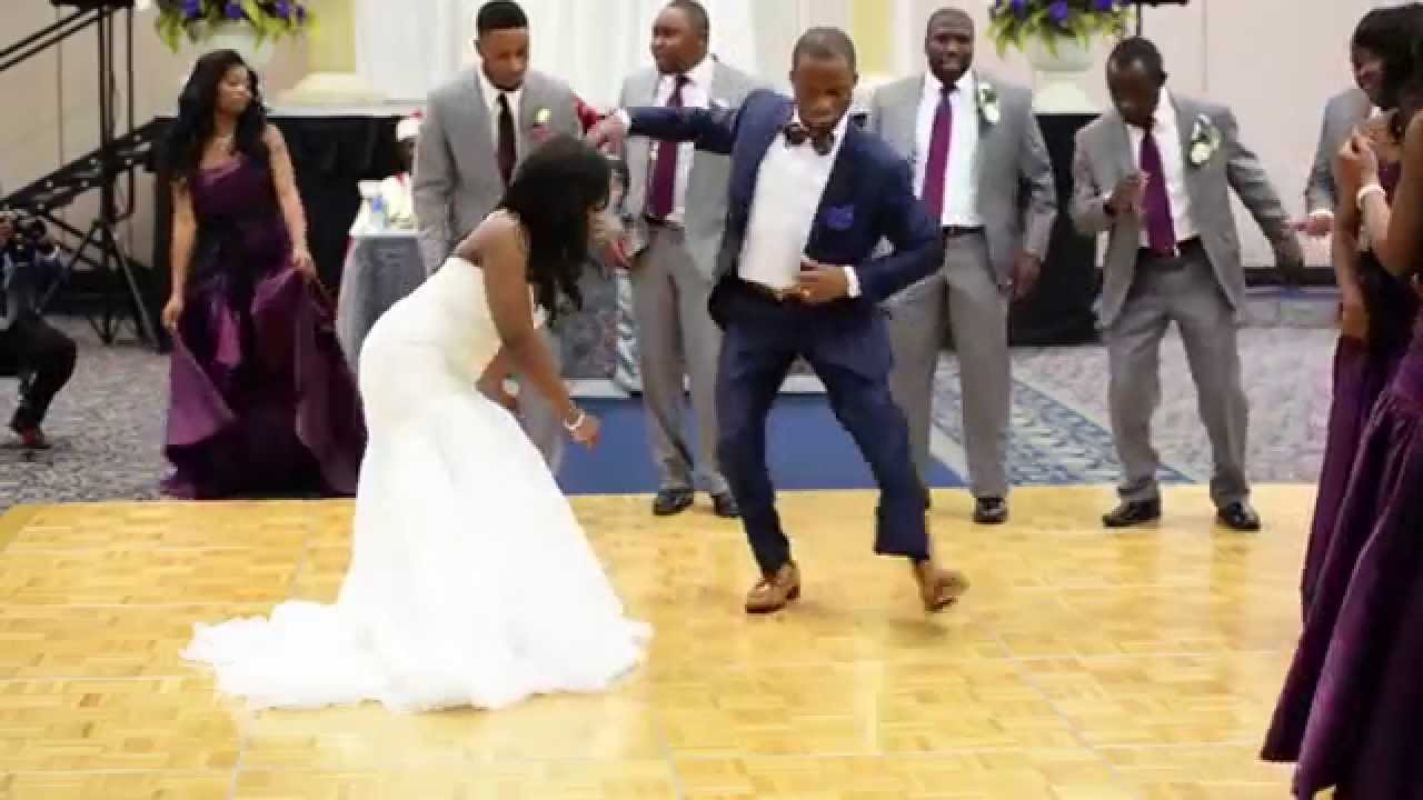 Dance Video Best African Wedding Ever