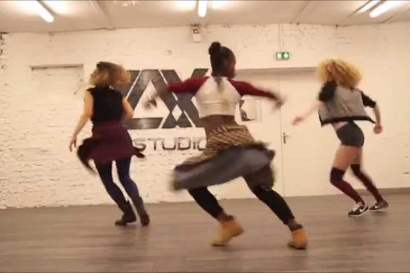 Wande Coal Baby Hello - Afro'Dancehall Choreo by M