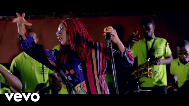 Cynthia Morgan – In Love
