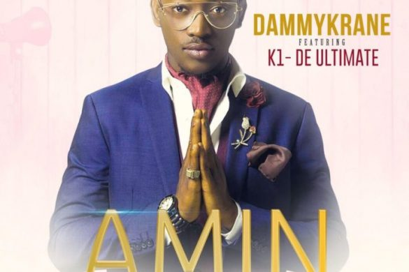 Dammy Krane ft. K1- De Ultimate – Amin (Remix)
