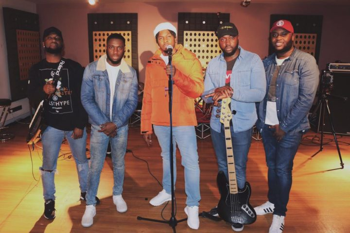 Compozers Encore Session ft. Runtown