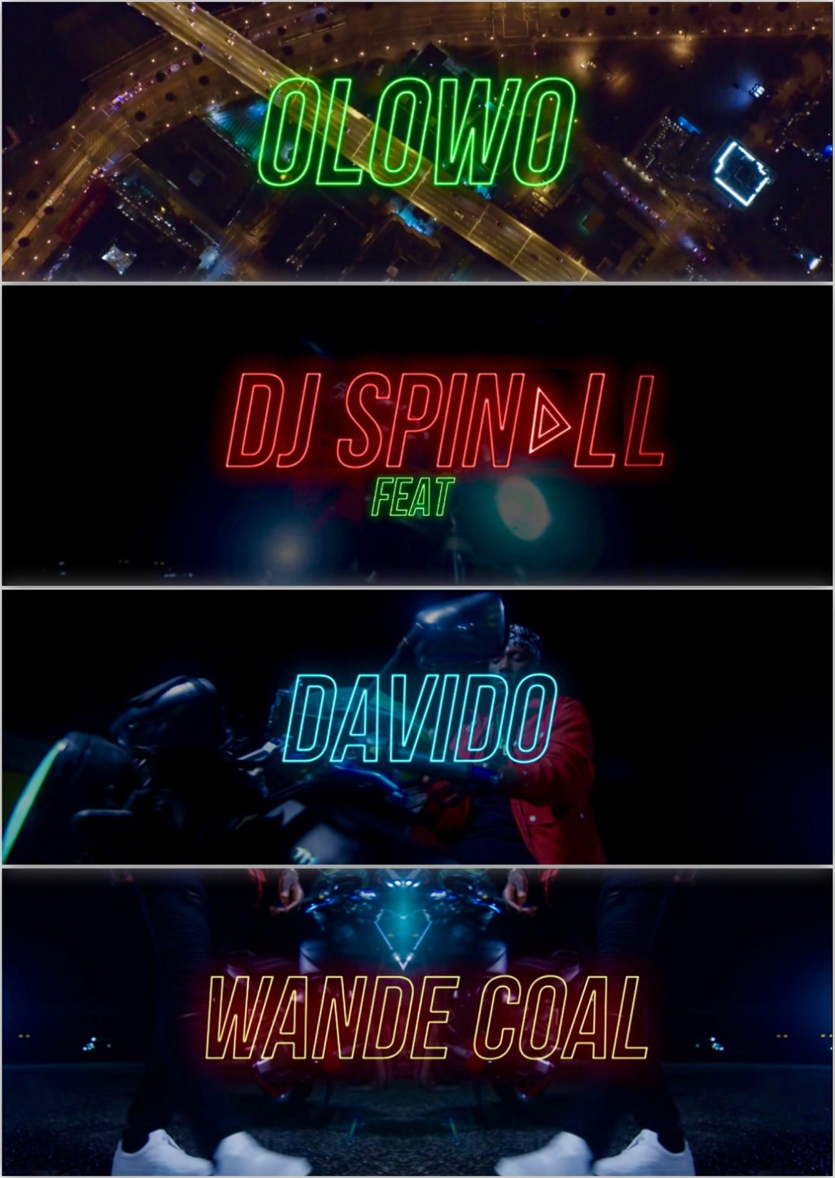 DJ Spinall - Olowo ft. Davido, Wande Coal