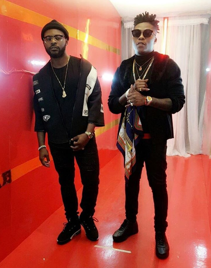 Reekado Banks Ft. Falz – Biggy Man (B-T-S)