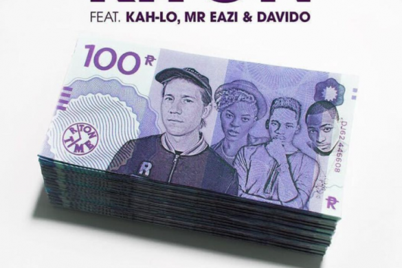 Riton – MONEY ft. Kah-Lo, Mr Eazi & Davido