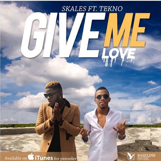 Skales ft. Tekno – Give Me Love (prod. Spellz)