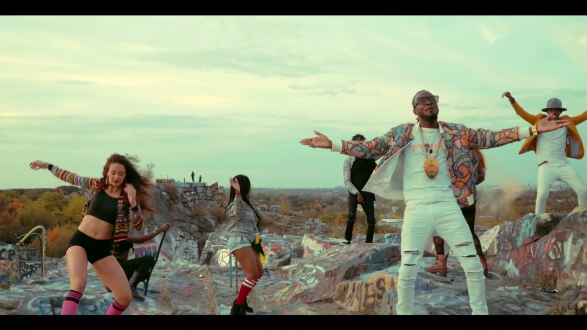 Sukiyaki - Baby Go Down (Directed by Olu Fresh)