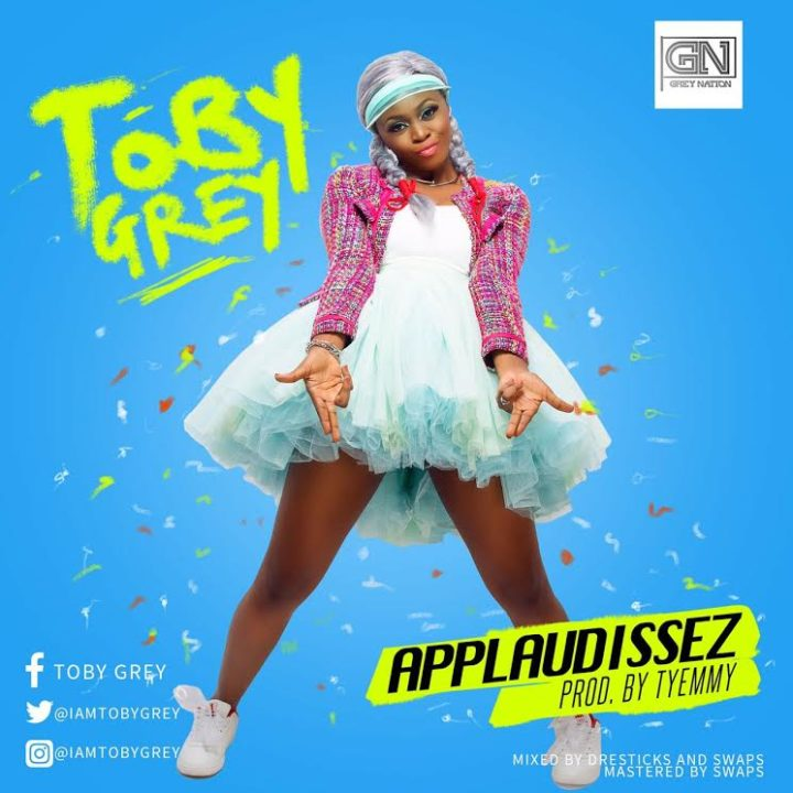 Toby Grey – Applaudisse