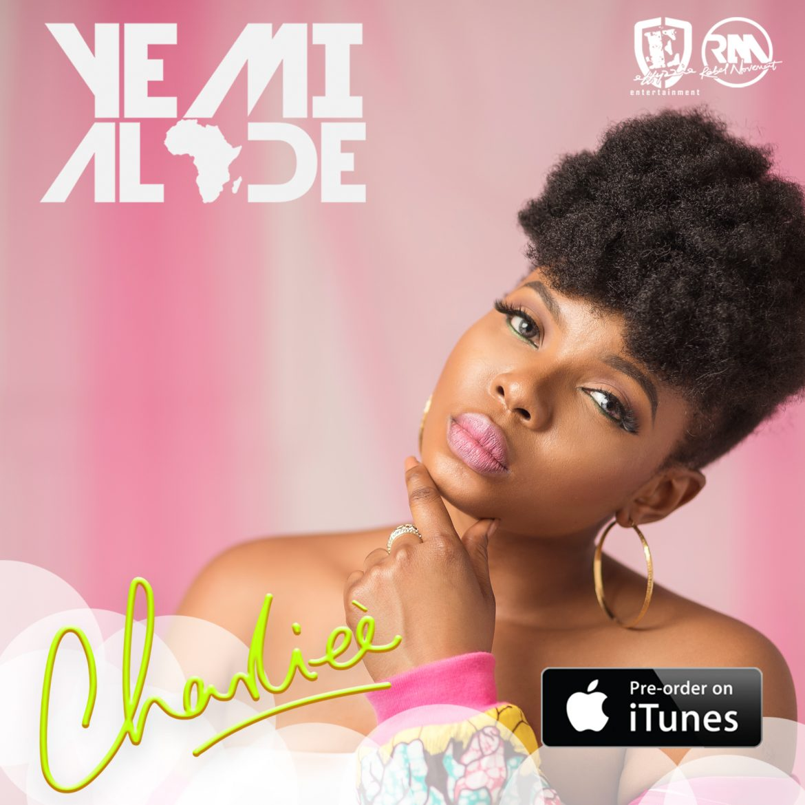 "YEMI ALADE RELEASES NEW SINGLE ""CHARLIEE"" FOR PRE-ORDER"