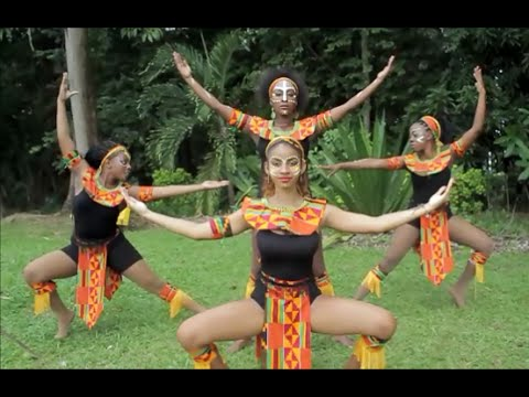 Iam The Title - Afro House & African Caribbean Folk Dance Choreography