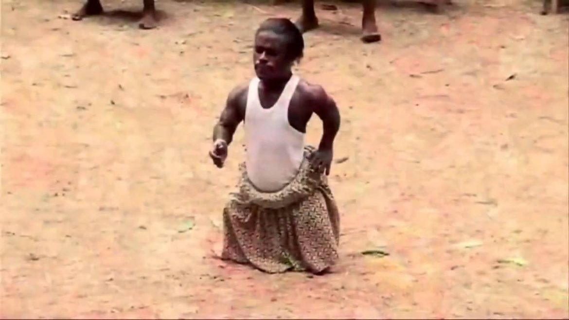 African Dance Comedy