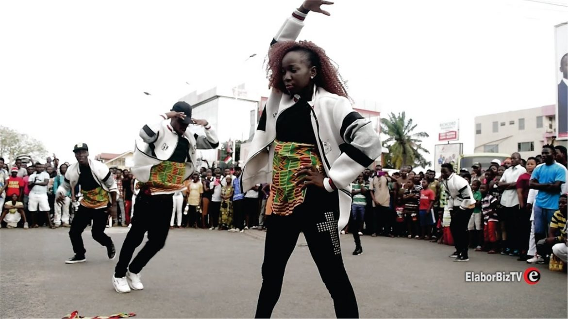 Ghana Jollof vs Naija Jollof Street Dance Battle