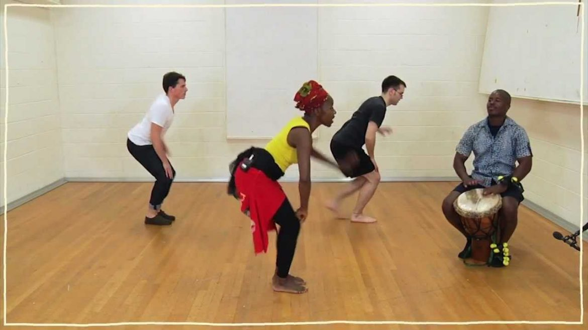 African Dance Lessons