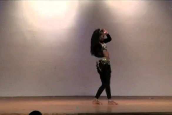 Ethiopian Belly Dance by Saba