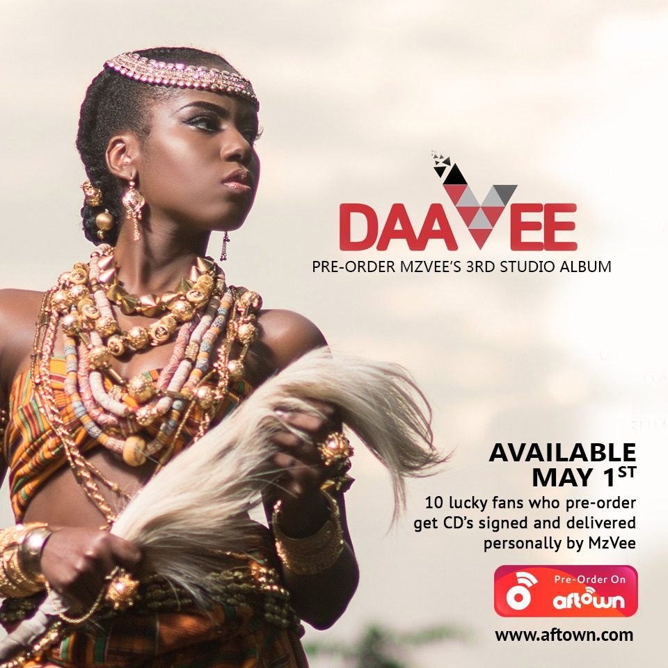 Mz Vee To Drop Third Studio Album, DaaVee.
