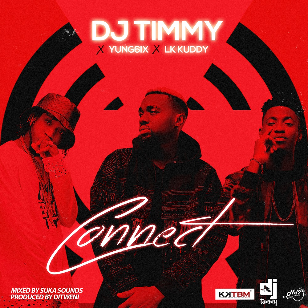 "YUNG6IX & LK KUDDY JOIN DJ TIMMY ON ""CONNECT"""