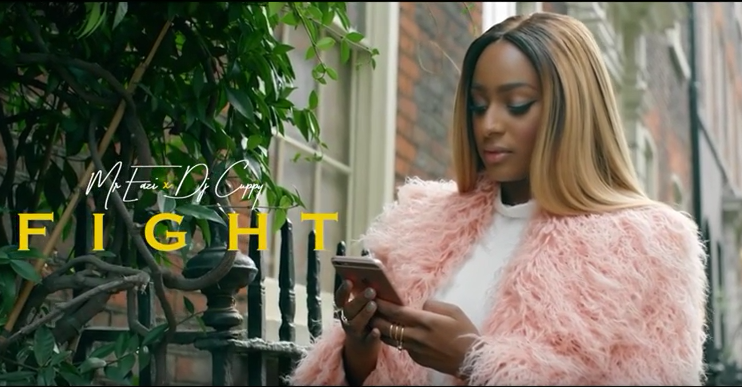 Mr. Eazi ft. DJ Cuppy – Fight