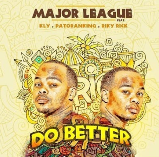 Major League Ft. Patoranking, KLY & Riky Rick
