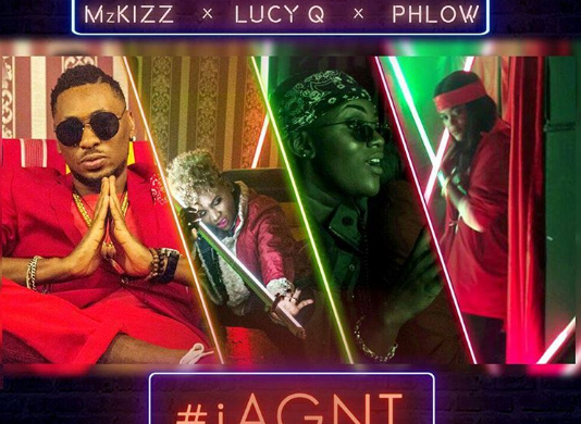 Pepenazi – I Ain't Got No Time ft. Mz Kiss, Lucy Q & Phlow (Female Version)