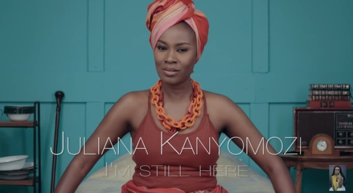 Juliana Kanyomozi – I'm Still Here