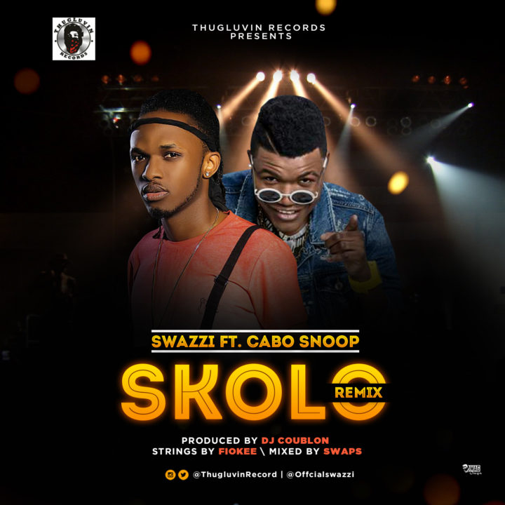 Swazzi ft. Cabo Snoop – Skolo (Remix) | Prod. By DJ Coublon